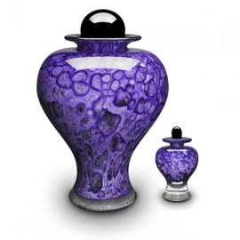 Conjunto Céleste Violeta Profundo