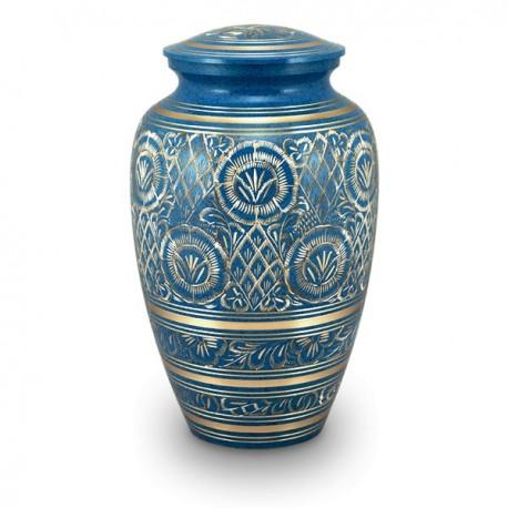 Urna Funeraria Nirvana Azul